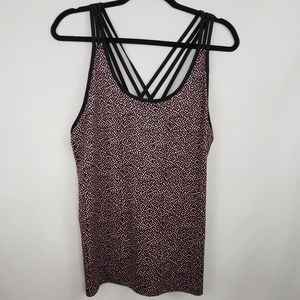 Gap Fit Cross Back Athletic Tank top Size XXL